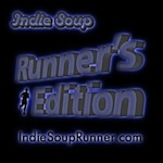 Indie Soup Runner: energetic indie music to power your workout!